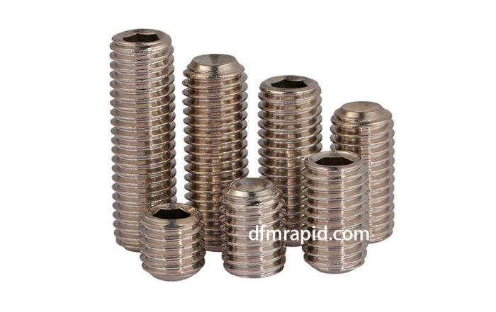 Stainless Steel Set Screws
