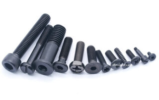 Custom Manufactured Bolts