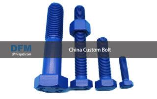 China Custom Bolt