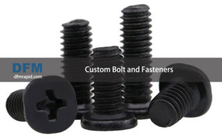 Custom Bolt and Fasteners