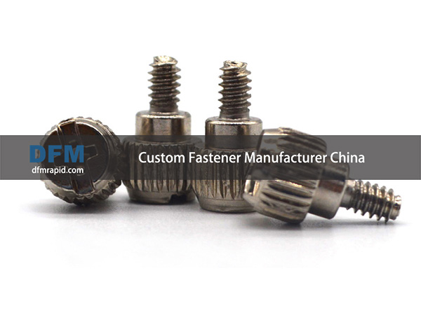 Custom Fastener Manufacturer China