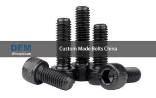Custom Made Bolts China