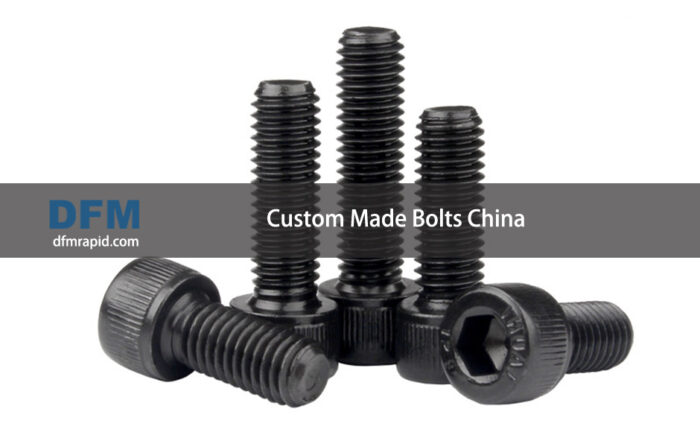 Custom Made Bolts China