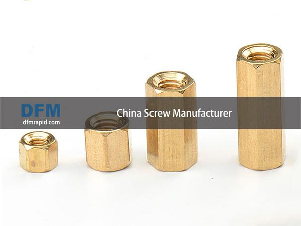 China Screw Manufacturer