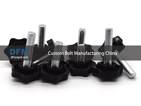 Custom Bolt Manufacturing China