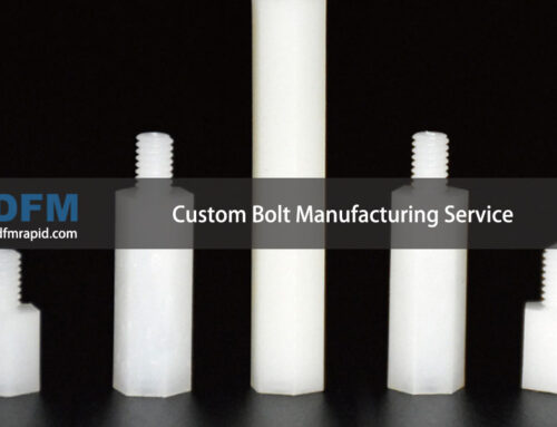 Custom Bolt Manufacturing Service
