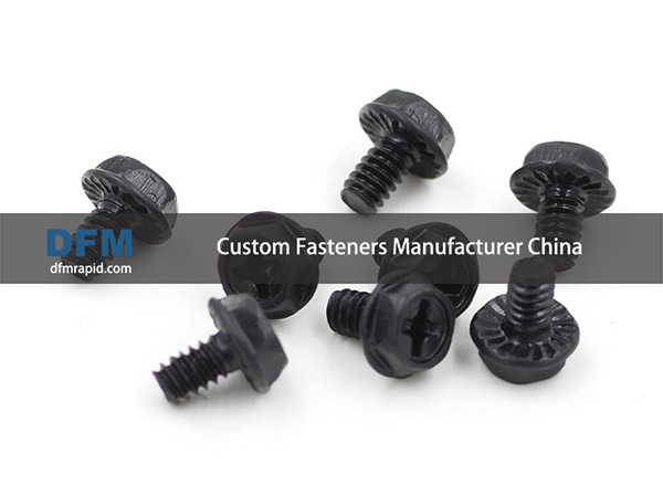 Custom Fasteners Manufacturer China