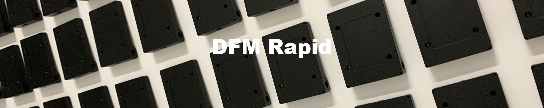 DFM Rapid CNC Services