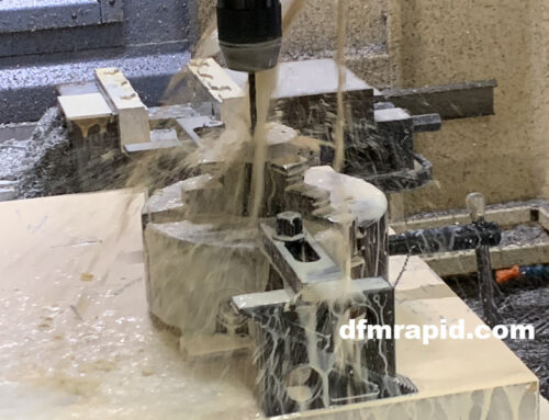 Benefits of Contract CNC Machining